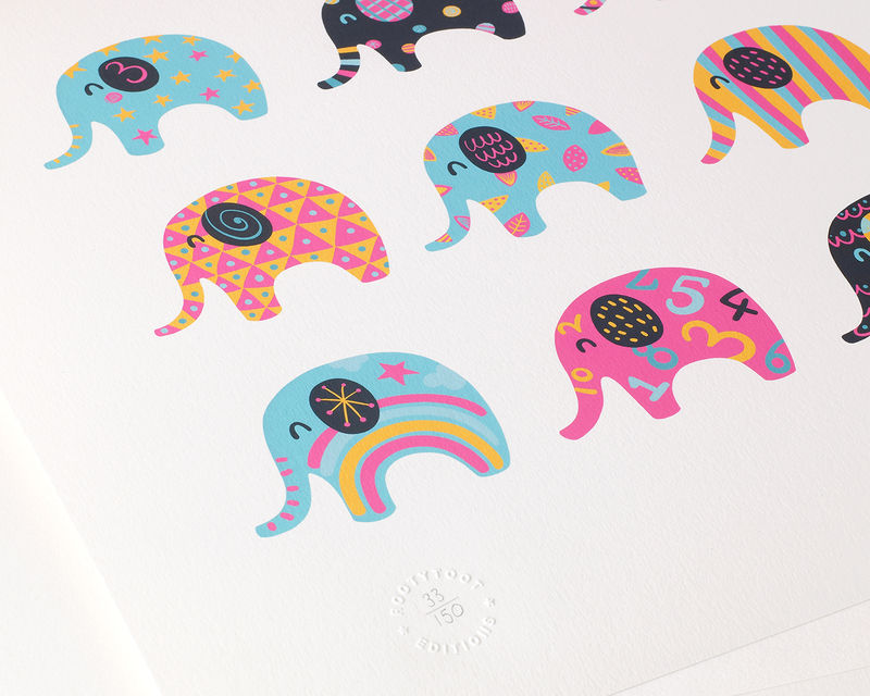 Pink elephants and lemonade! - product images  of