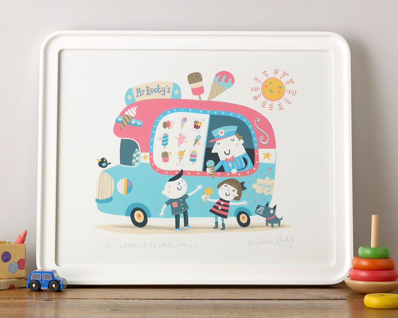 Mr Rooty's Ice-cream Van - product images  of