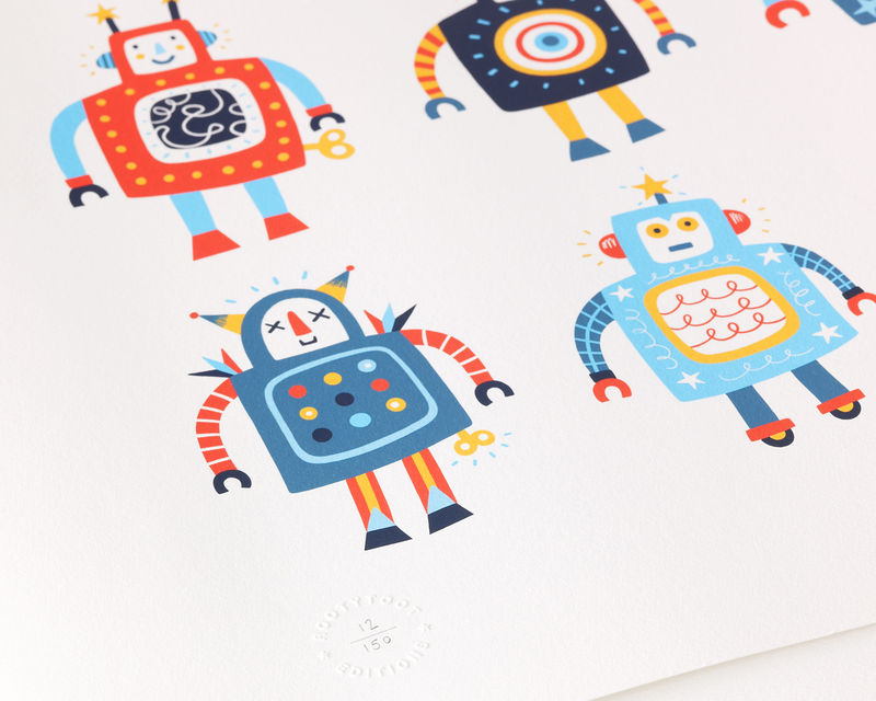 Rootytoot Robots! - product images  of