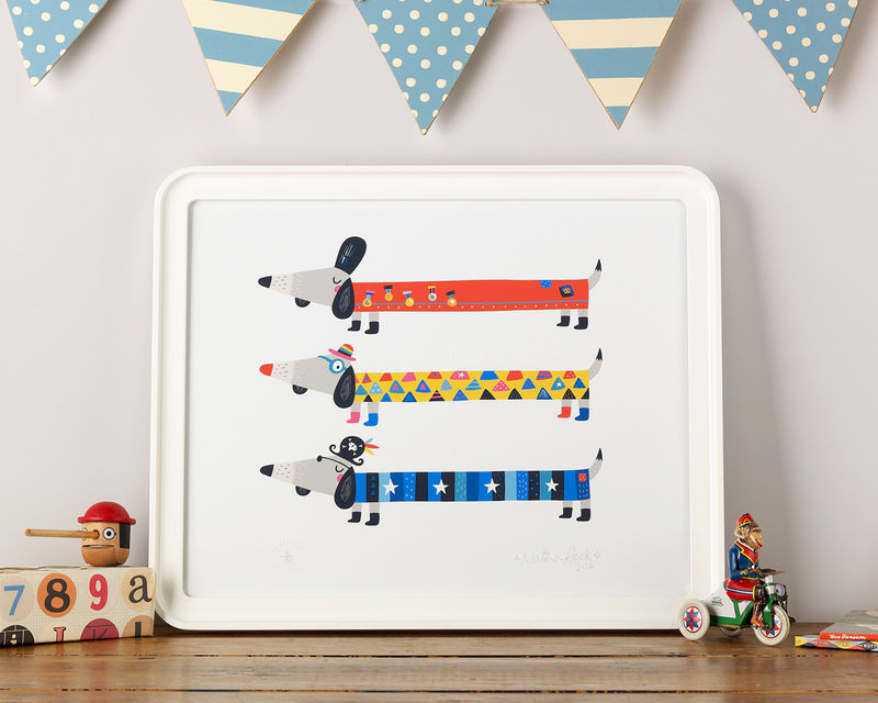 Sausage Dog Trio! - product images  of