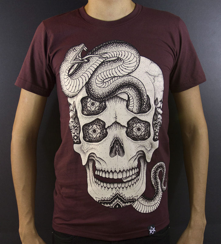 Skull snake - product images  of