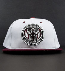 Mayhem Engineers Maroon Snapback - product images 1 of 3