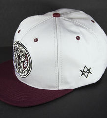 Mayhem Engineers Maroon Snapback - product images 2 of 3