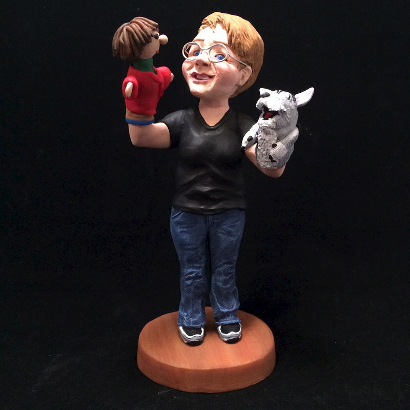 Custom Sculpted Caricatures - product image