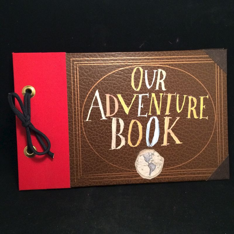 Our Adventure Book Cover Printable : My adventure book full scale scrapbook paul pape designs