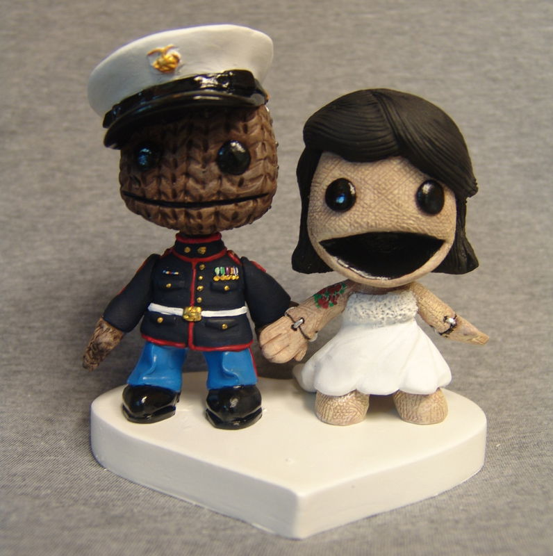 Little Big Planet® Cake Toppers - Paul Pape Designs