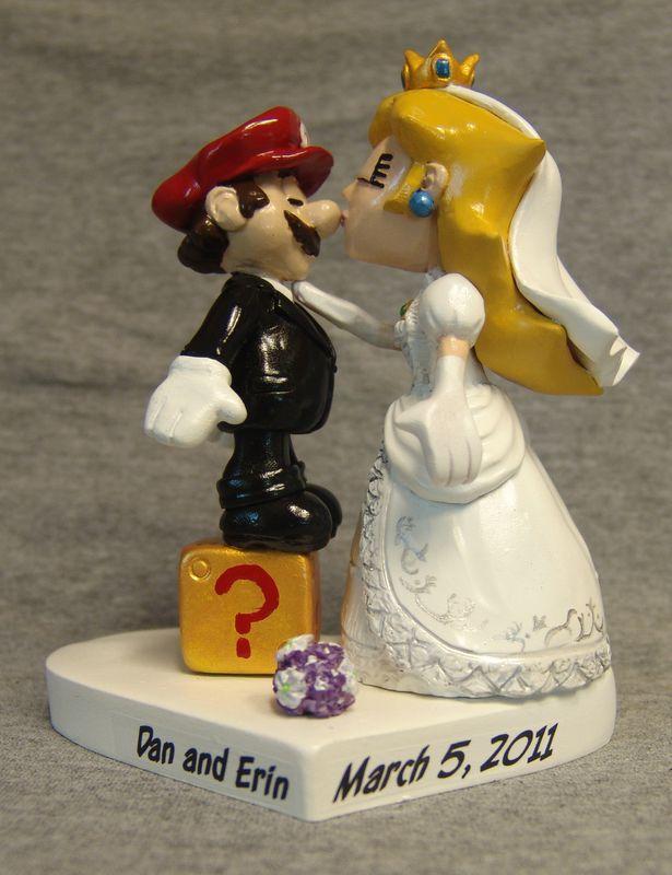 Super Mario and Princess Peach Flag Castle Super Mario Brothers ...