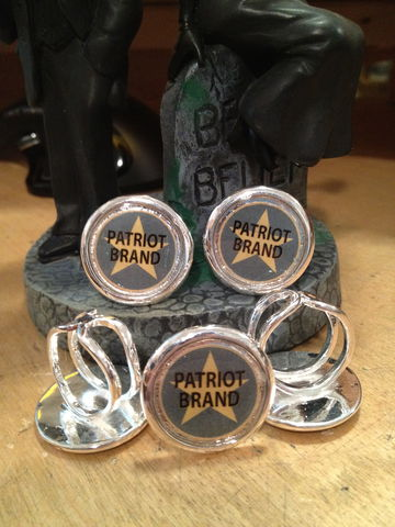 Patriot,Brand,Rings,Thrilling Adventure Hour, TAH, Patriot Brand, ring, radio plays