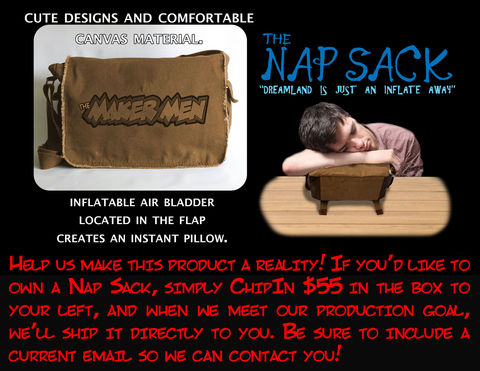 Nap,Sack®, Nap Sack, sleep, inflatable pillow, student, congress bag
