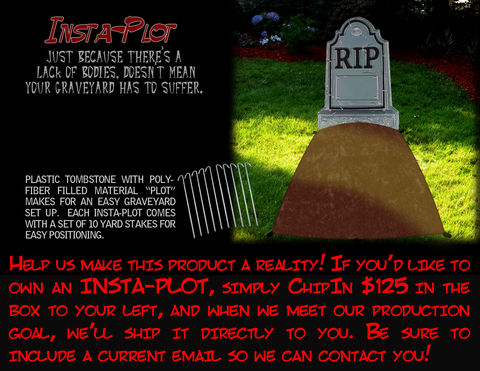 Insta-Plot,Halloween,Yard,Decoration,Insta-plot, grave, zombie, tombstone, yard decoration