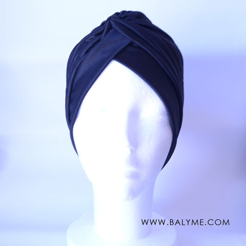 BLACK,TURBAN,/,TURBANTE,NEGRO,TURBANTE PARA BODAS, TURBANTE MUJER, TURBAN HEADBAND, TURBAN WEDDING, TURBAN WOMEN
