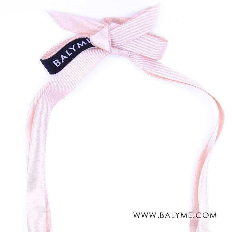 PARIS NECKLACE/COLLAR - Trans+Pink/Trans+Rosa - product images  of