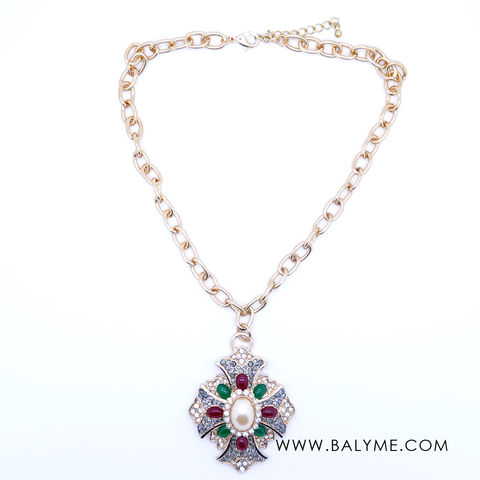 FLORENCE,NECKLACE/COLLAR