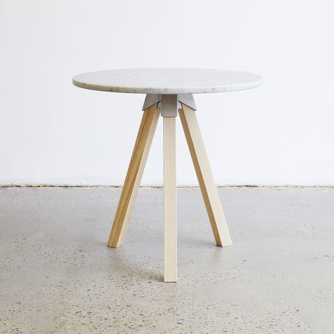 A3-joint,mini,,side,table,marble, A3-joint, A-joint, henry wilson, diy