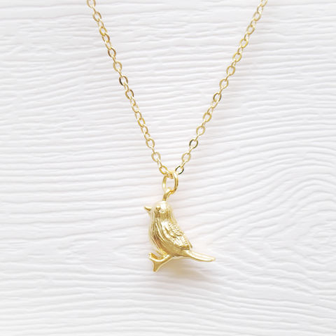 Birdy,necklace