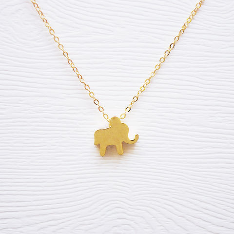 Baby,Dumbo,Necklace