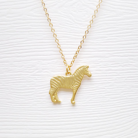 Zebra,Necklace