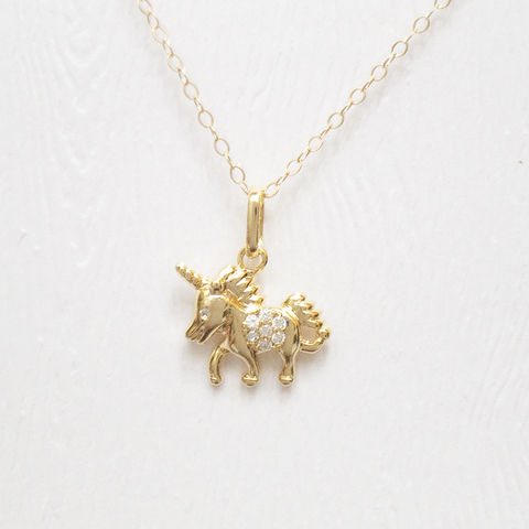 Unicorn,Necklace