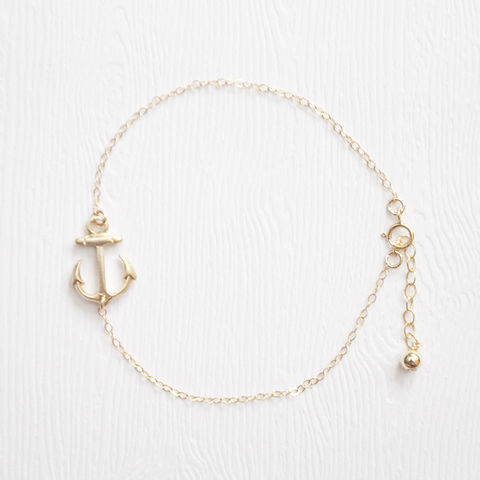 Sailor,Dream,Bracelet,sailor anchor necklace nautical gold