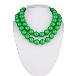 Candy,Necklace,(6,color,choices),candy necklace, kelly green, preppy, celebrity, chunky, beads