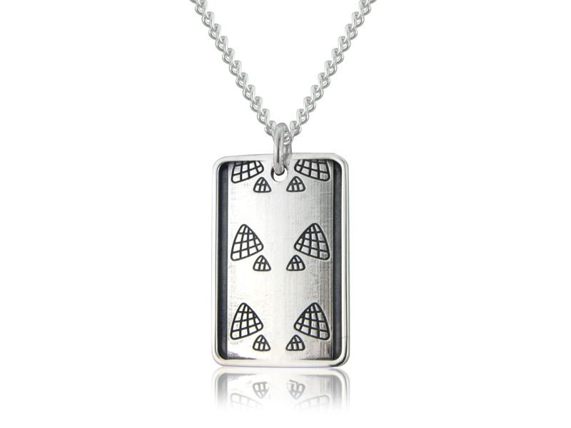 C Tread Pendant - product images  of