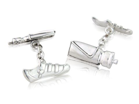 Your,Kit,Cufflinks,Silver, Jewellery, Cufflinks, Bicycle, U.K.