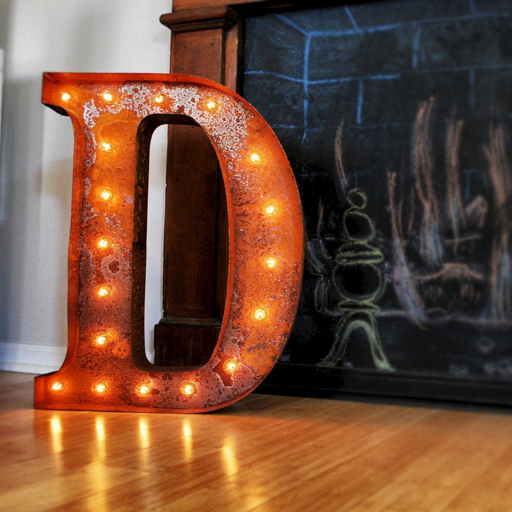Letter Light D - product images  of