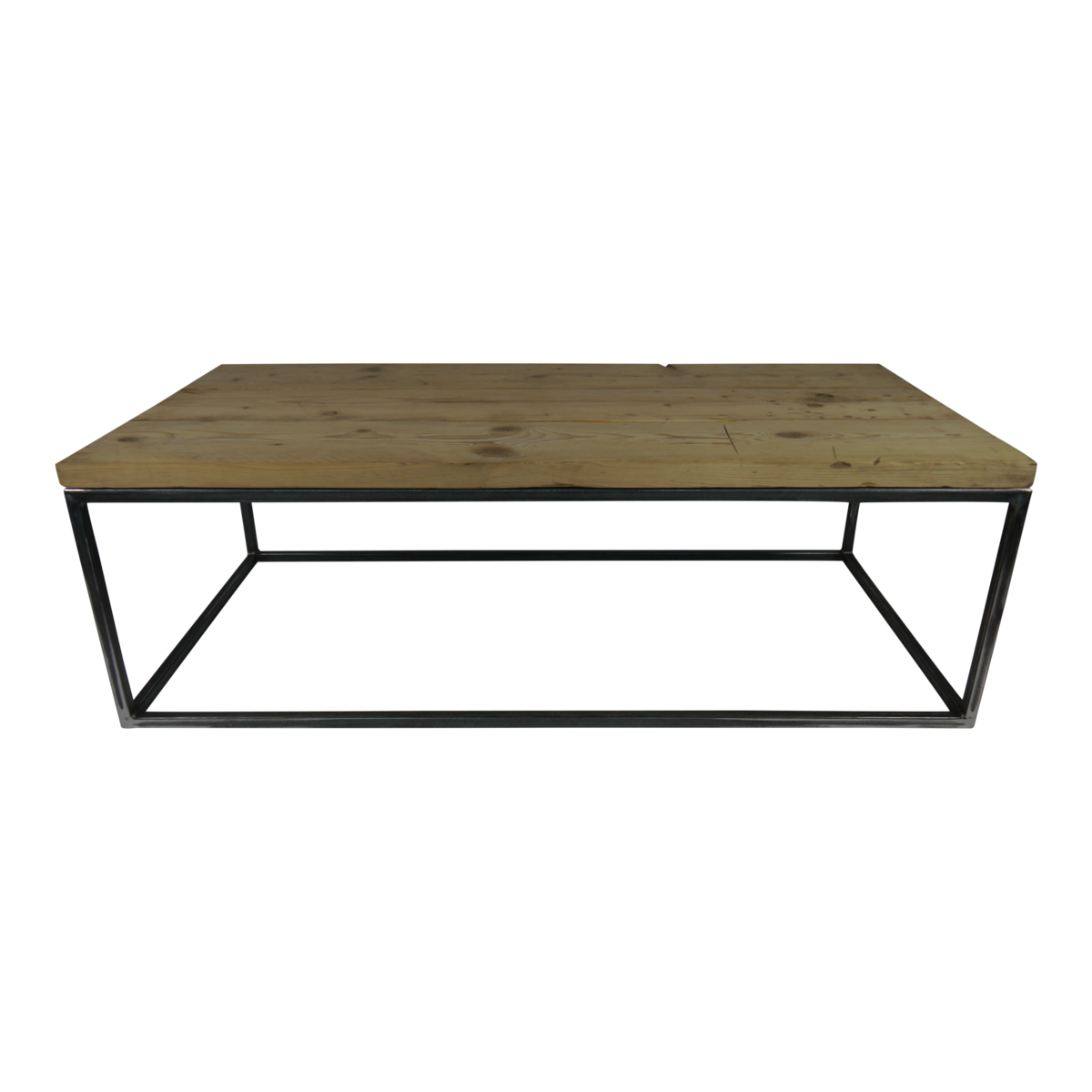 Juno Coffee Table The Vintage Industrial
