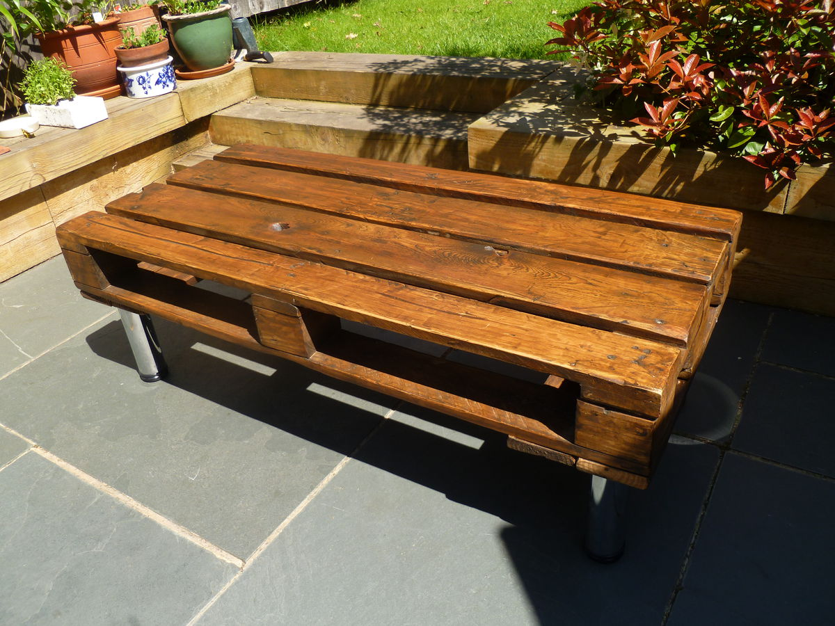 Pallet Coffee Table - product images  of