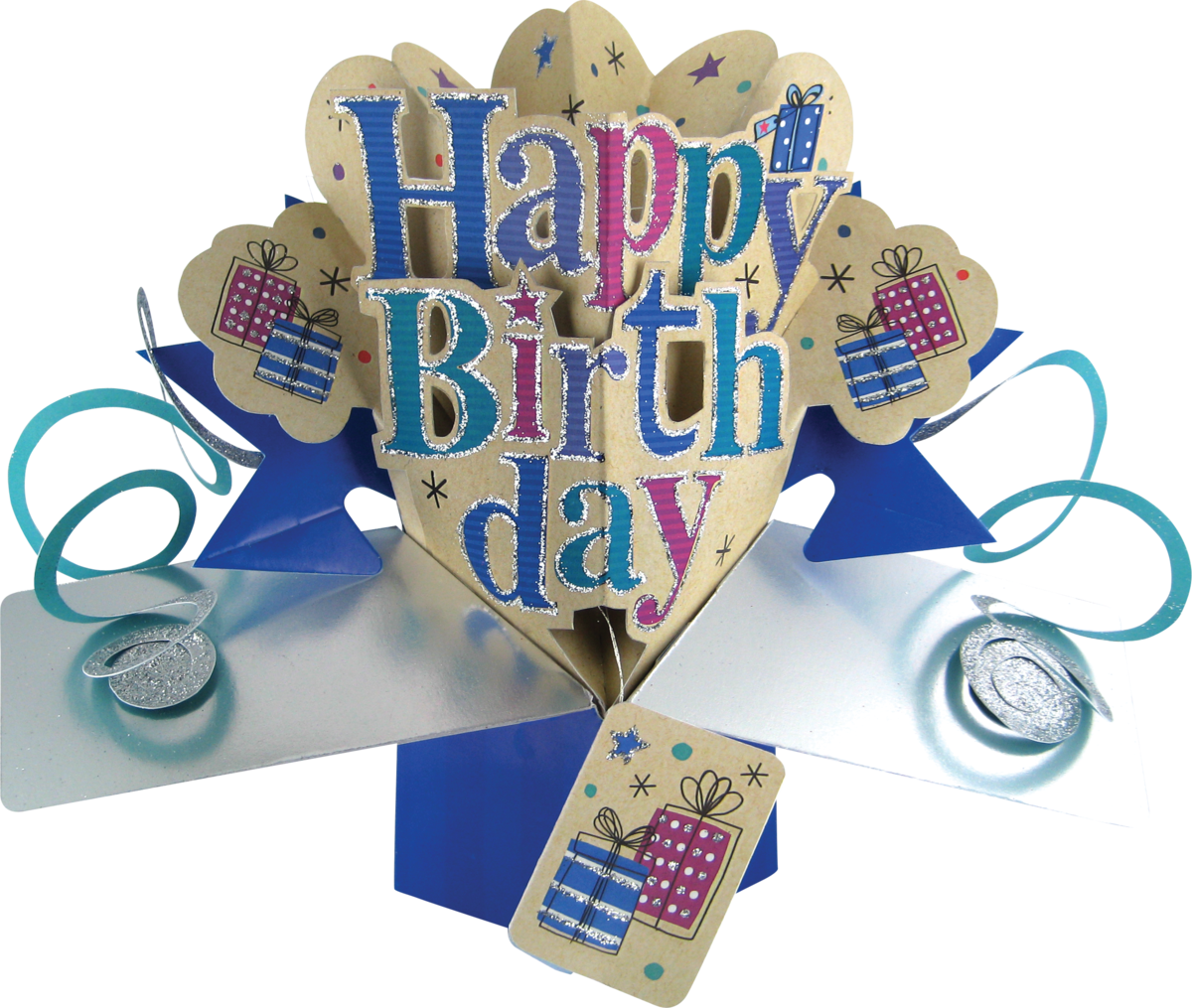 Pop Ups - Happy Birthday