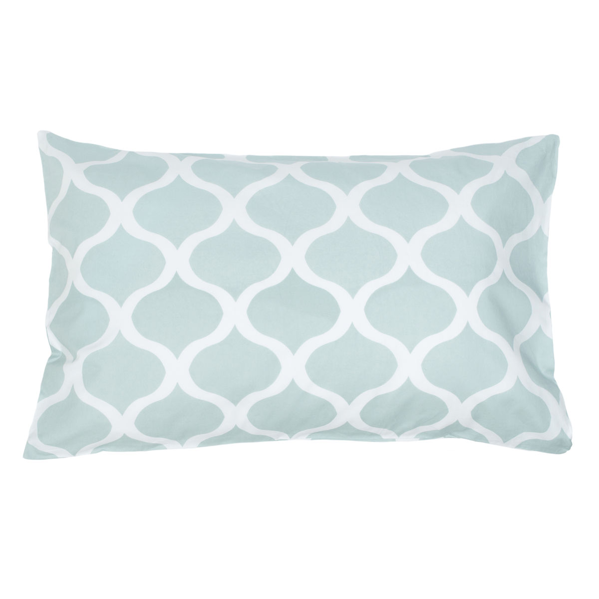 How To Wash Throw Pillow Cases : Uma Blue Pillow Cases (Set of 2) - Allem Studio
