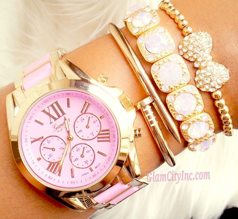 Passion,Pink,Glam,Set