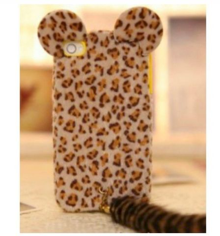 Leopard,Kitty,Case