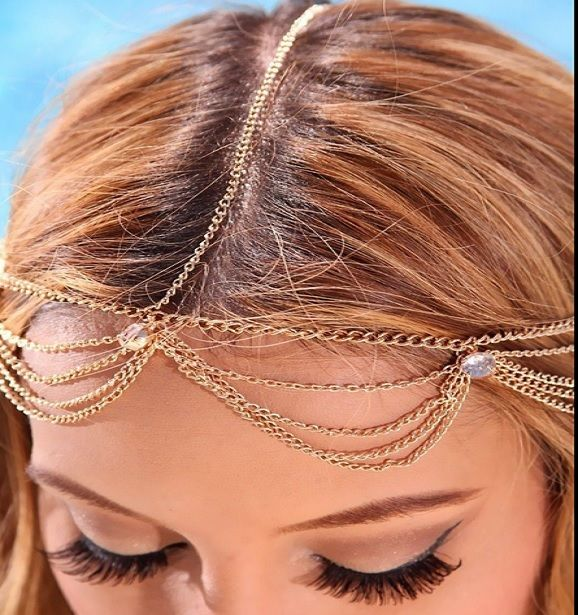 Dainty Glam HeadChain - product images  of