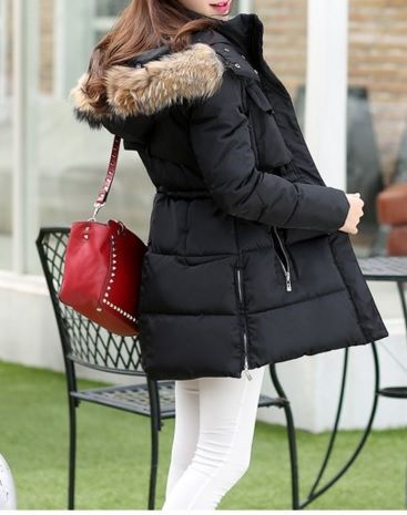 Glam Structured Puffer Jacket  - product images  of