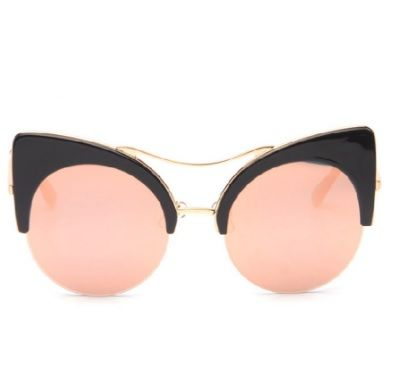 Half Moon Glam Sunnies - Ombre  - product images