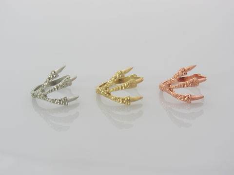 Eagle,Claw,Midi,Rings,eagle claw midi ring, midi ring, above the knuckle ring, gold midi ring, sliver midi ring, rose gold midi ring, knuckle ring