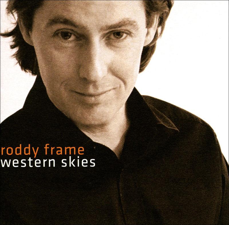Roddy Frame: Western Skies CD - AED