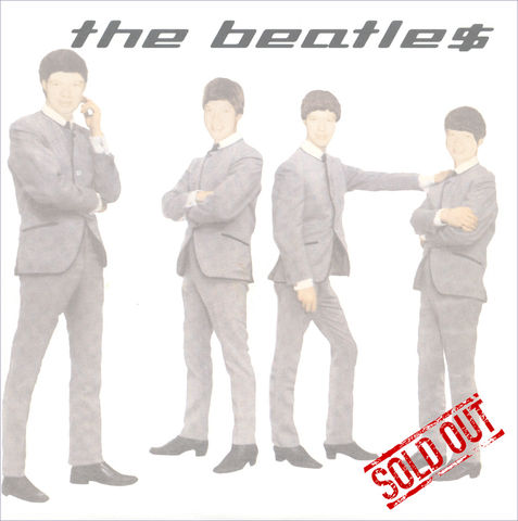 Edwyn,Collins:,THE,BEATLE$,(7,inch,vinyl),The Beatles, Edwyn Collins