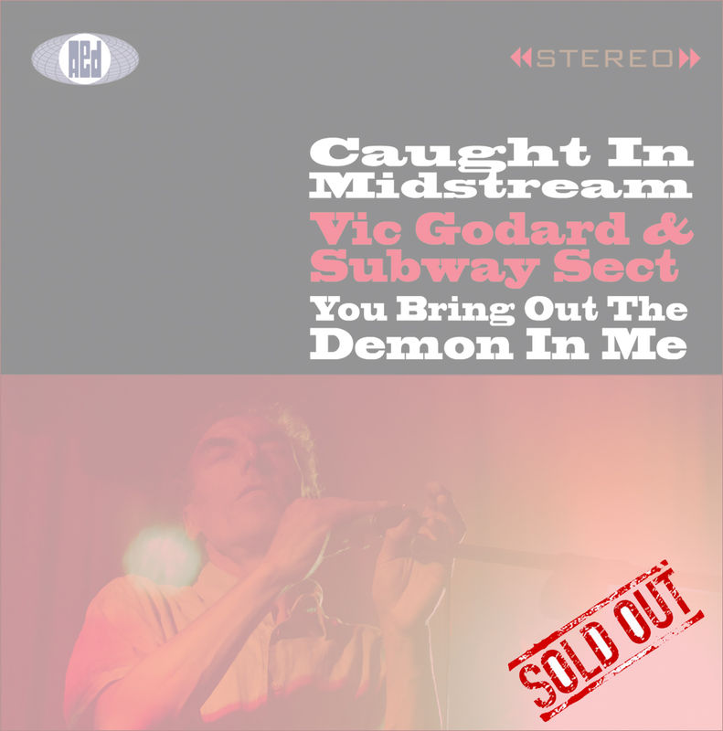 Vic Godard & Subway Sect: Caught In Midstream/You Bring Out The Demon In Me - product image