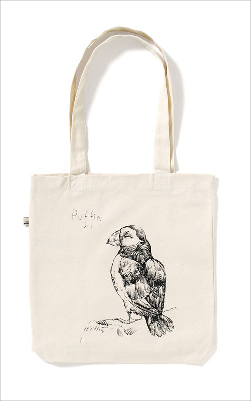 The Puffin Tote Bag - product images