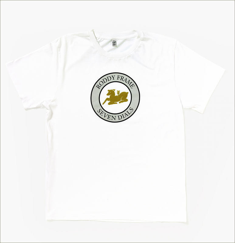 Roddy Frame: Seven Dials Tee - AED