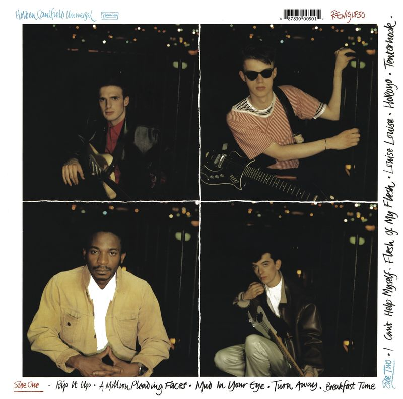 Orange Juice: Rip It Up CD - product image