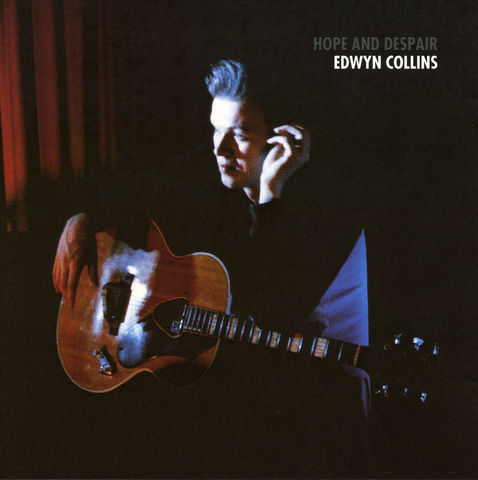 EDWYN,COLLINS:,HOPE,AND,DESPAIR,LP,(with,free,CD),Edwyn Collins, Hope and Despair, Solo Albums