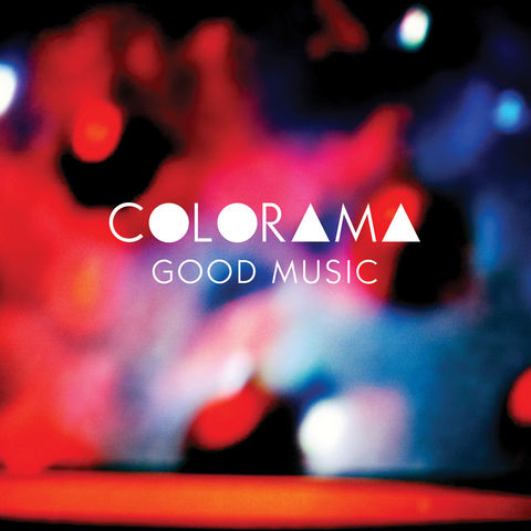 AED0010LP,COLORAMA:,GOOD,MUSIC,LP,(free,CD,included,with,vinyl),Colorama, Good Music, AED, Carwyn Ellis