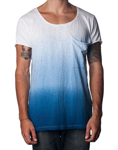 Nemis,Bottom-Up,Tee,Blue,pasar, fashion, online, nemis, streetwear, urban, shop, tshirt, tee