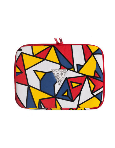 Nemis,Mondrie,Laptop,Sleeve,laptop sleeve, fashion, accessories, bag, macbook, nemis clothing