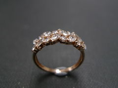 Marquise Diamond Wedding Ring - product images 4 of 12