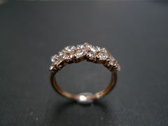 Marquise Diamond Wedding Ring - product images 6 of 12
