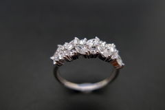 Marquise Diamond Wedding Ring - product images 10 of 12